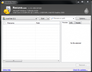 free data recovery tool