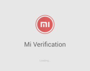 Mi verification app скачать
