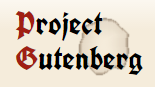 Free Ebooks From Gutenberg Project