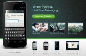 whatsapp for windows 8 and higher