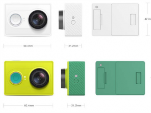 Control and Configure your Xiaomi Yi Camera From Windows PC