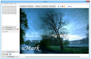 umark free watermarking software
